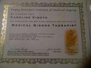 MQT certificate